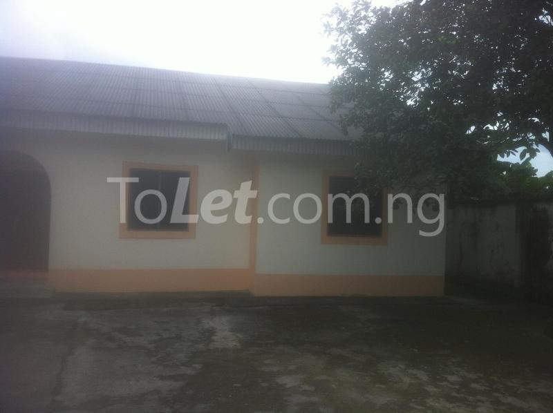 3 bedroom Flat / Apartment for rent Iboliji Estate Rivers - 3