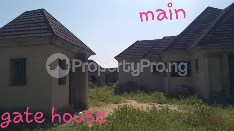 3 bedroom Detached Bungalow House for sale Idu Abuja - 1