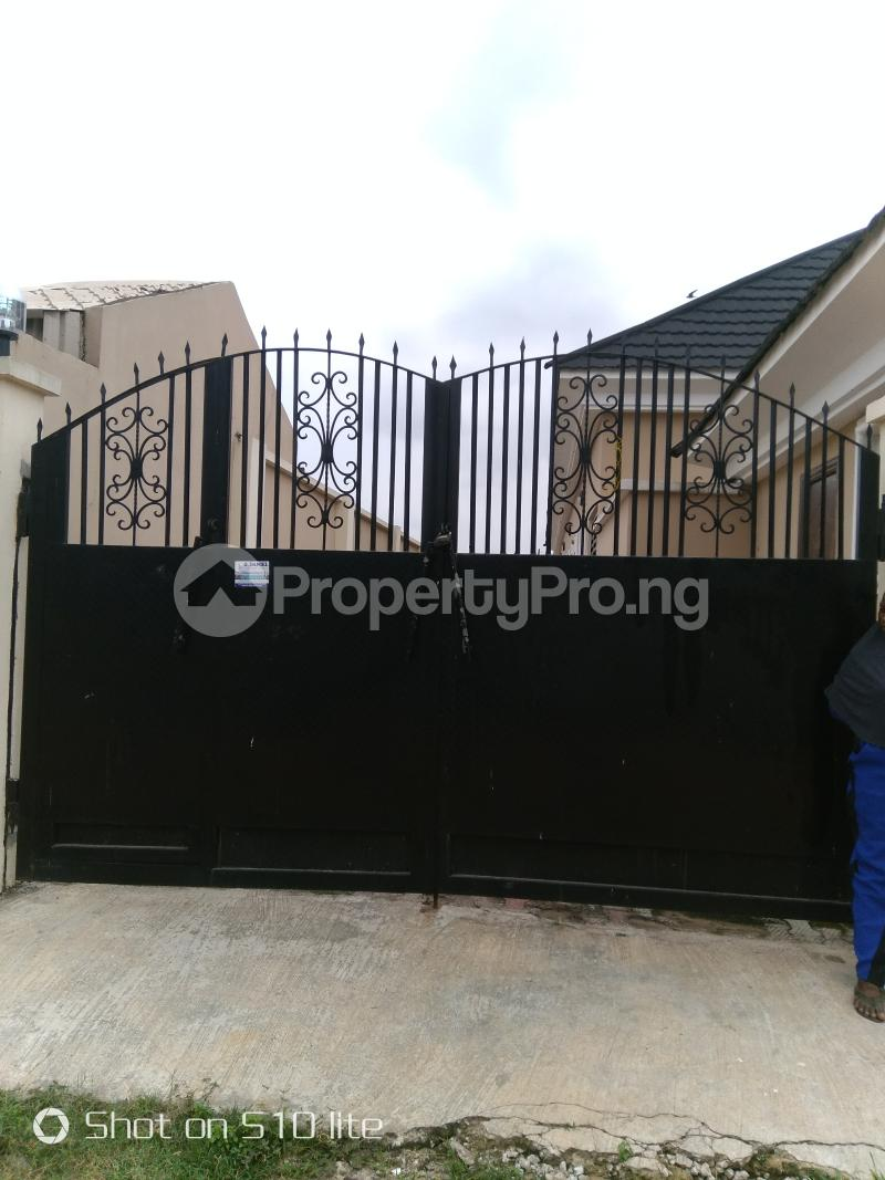 3 bedroom Detached Bungalow House for rent Springview Estate Ebute Ikorodu Lagos - 0