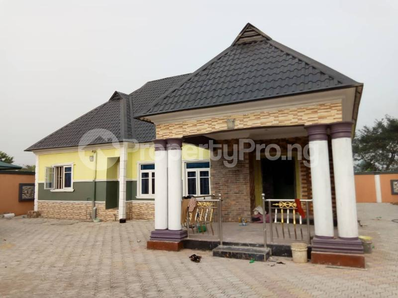3 bedroom Detached Bungalow House for sale Along Overcomers, Avu Owerri Imo - 1