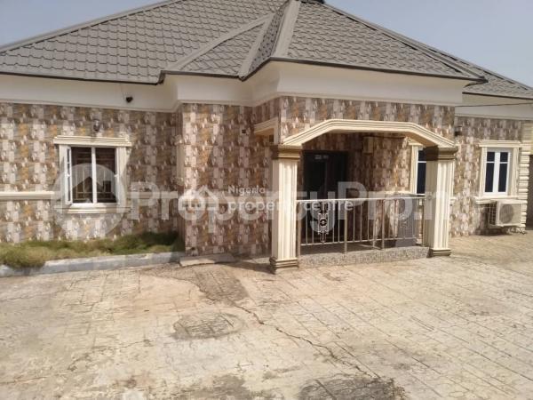 3 bedroom Detached Bungalow House for sale Shagari Village   Akure Ondo - 1