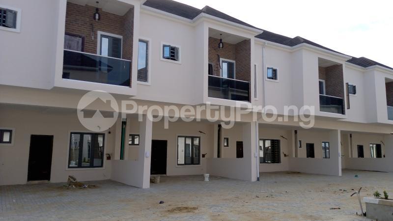 3 bedroom Terraced Duplex House for sale In a gated Estate before Pearly Gate Ikota Lekki Lekki Phase 2 Lekki Lagos - 0