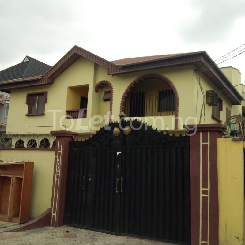 3 bedroom Flat / Apartment for rent Omole Estate Omole phase 2 Ogba Lagos - 1