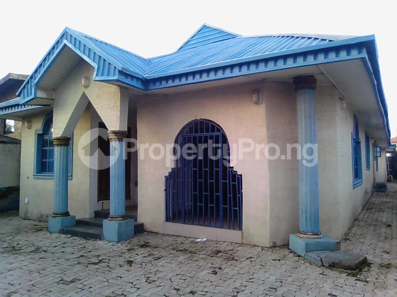 3 bedroom Mini flat Flat / Apartment for rent Dele Yes sir  Osogbo Osun - 0