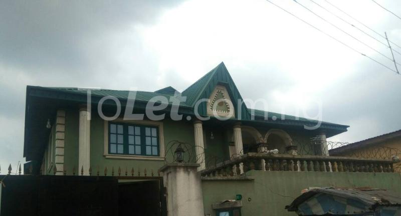 3 bedroom Flat / Apartment for sale Off Oriola street Alapere Kosofe/Ikosi Lagos - 0