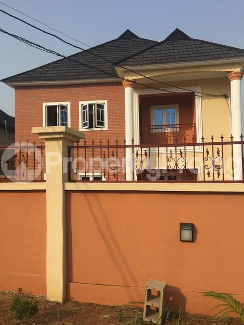 3 bedroom Flat / Apartment for rent Estate Arepo Arepo Ogun - 1