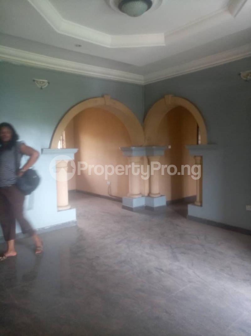 3 bedroom Flat / Apartment for rent Mapplewood estate Ifako Agege Lagos - 1