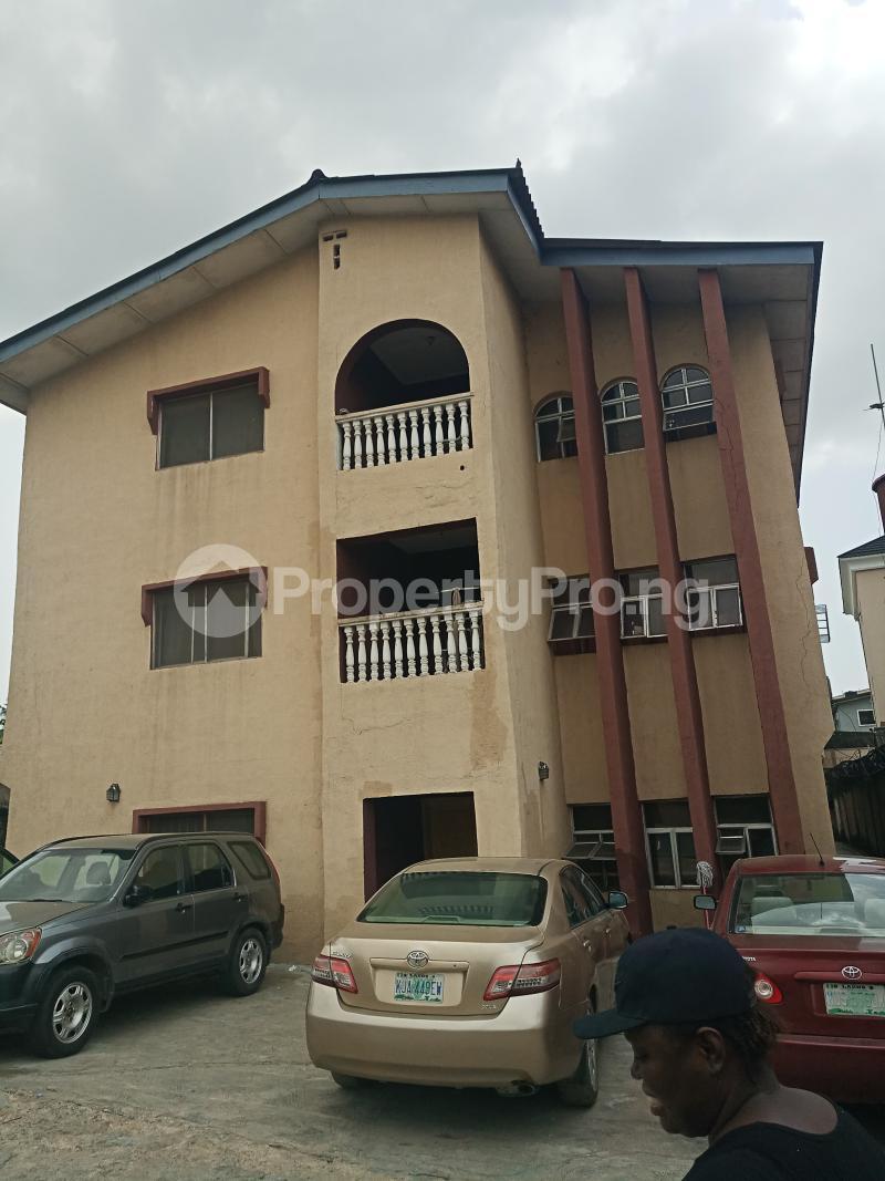 3 bedroom Flat / Apartment for rent Fred Ifako-gbagada Gbagada Lagos - 0