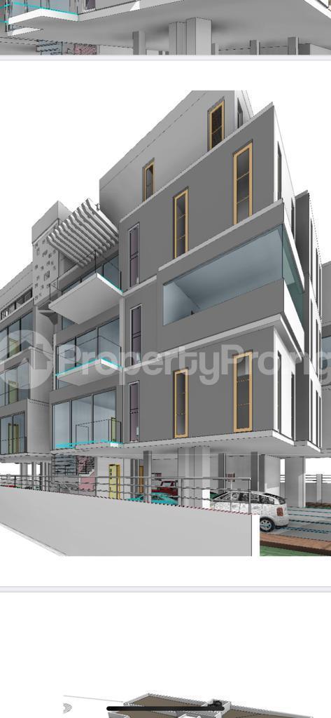 3 bedroom Shared Apartment Flat / Apartment for sale Shonibare Estate  Maryland Ikeja Lagos - 2
