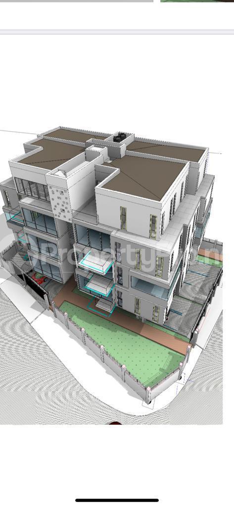 3 bedroom Shared Apartment Flat / Apartment for sale Shonibare Estate  Maryland Ikeja Lagos - 1