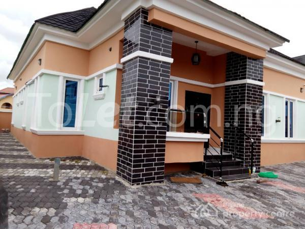 3 bedroom House for rent Ibusa road before winners chapel  Asaba Delta - 0