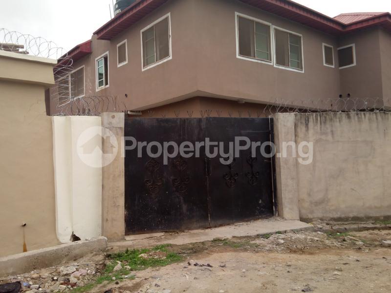2 bedroom Flat / Apartment for rent PEDRO ROAD, KADUPE BUS/STOP Shomolu Lagos - 1