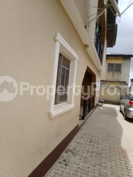 3 bedroom Flat / Apartment for rent off agbe road Oko oba Agege Lagos - 0
