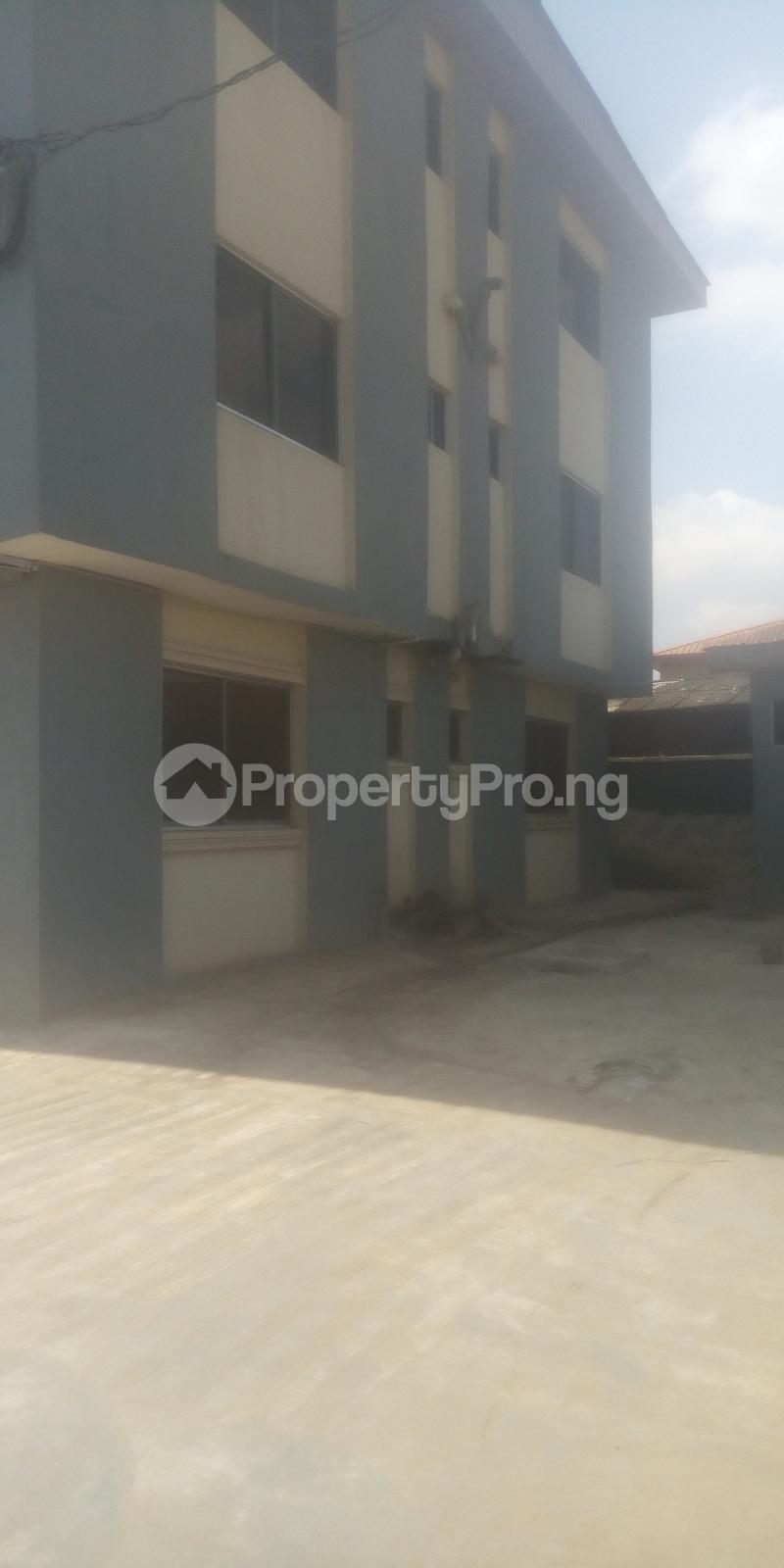 2 bedroom Blocks of Flats House for rent New oko oba  Abule Egba Abule Egba Lagos - 0