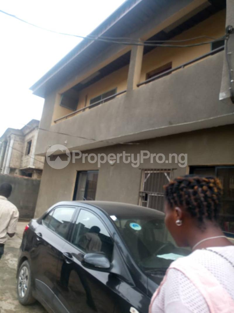 3 bedroom Flat / Apartment for rent Adegoke estate, new Oko oba Agege Lagos - 0