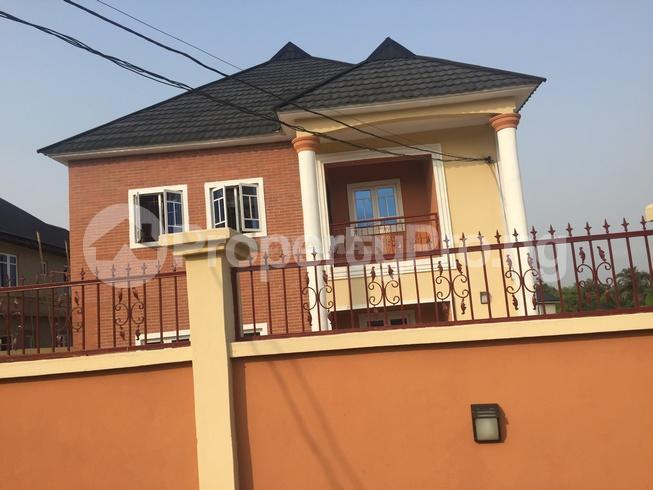 3 bedroom Flat / Apartment for rent Estate Arepo Arepo Ogun - 0