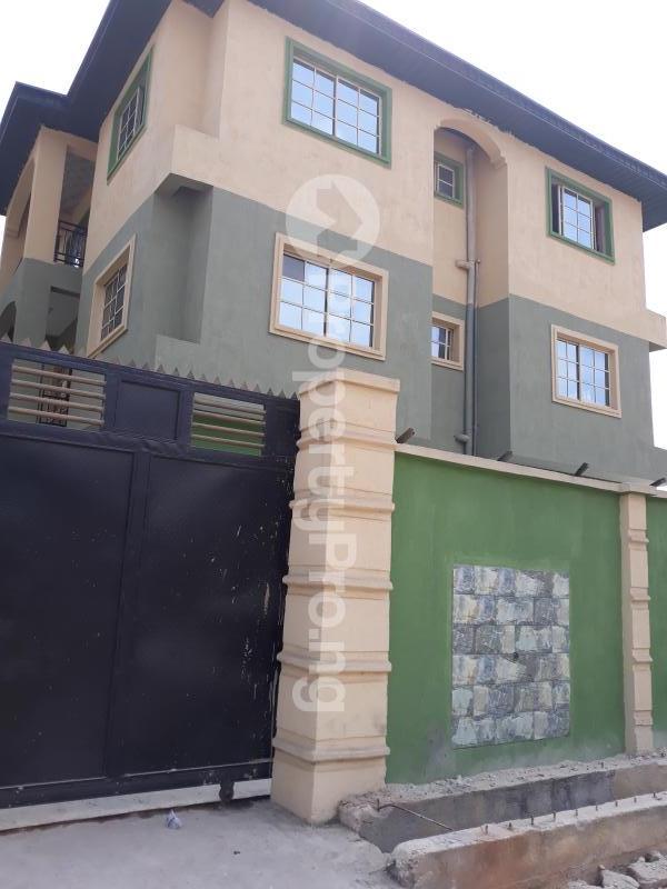 3 bedroom Flat / Apartment for rent Peace estate Ifako-gbagada Gbagada Lagos - 0