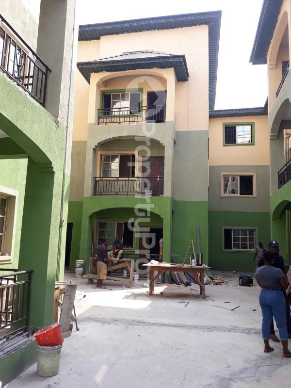3 bedroom Flat / Apartment for rent Peace estate Ifako-gbagada Gbagada Lagos - 9