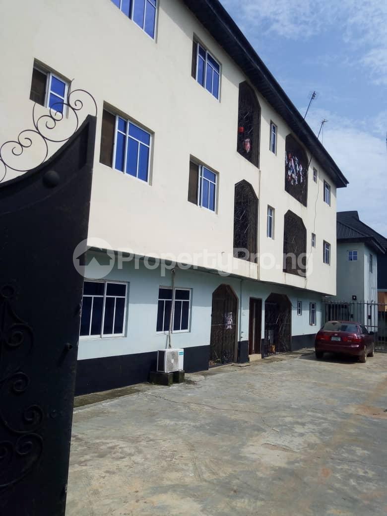 3 bedroom Flat / Apartment for rent Olowo Ina bus stop ikotun/igando Rd Ikotun Ikotun/Igando Lagos - 0