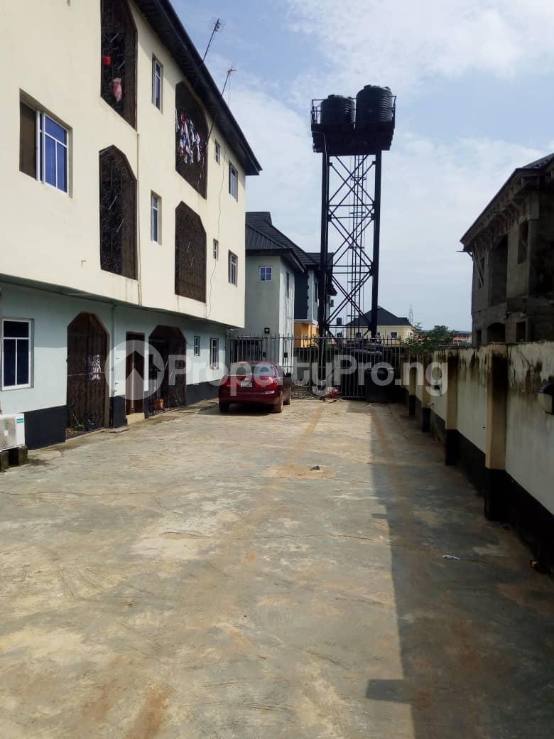 3 bedroom Flat / Apartment for rent Olowo Ina bus stop ikotun/igando Rd Ikotun Ikotun/Igando Lagos - 1