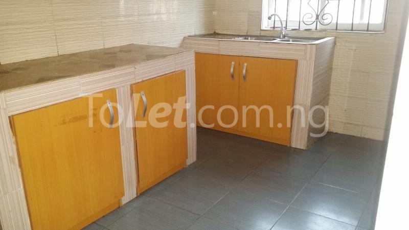 3 bedroom Flat / Apartment for rent Off Olive Church Estate  Ago palace Okota Lagos - 3