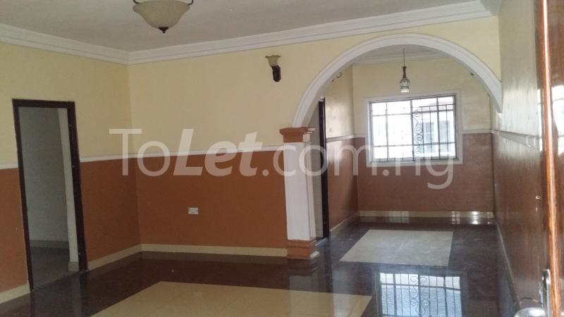3 bedroom Flat / Apartment for rent Off Olive Church Estate  Ago palace Okota Lagos - 0