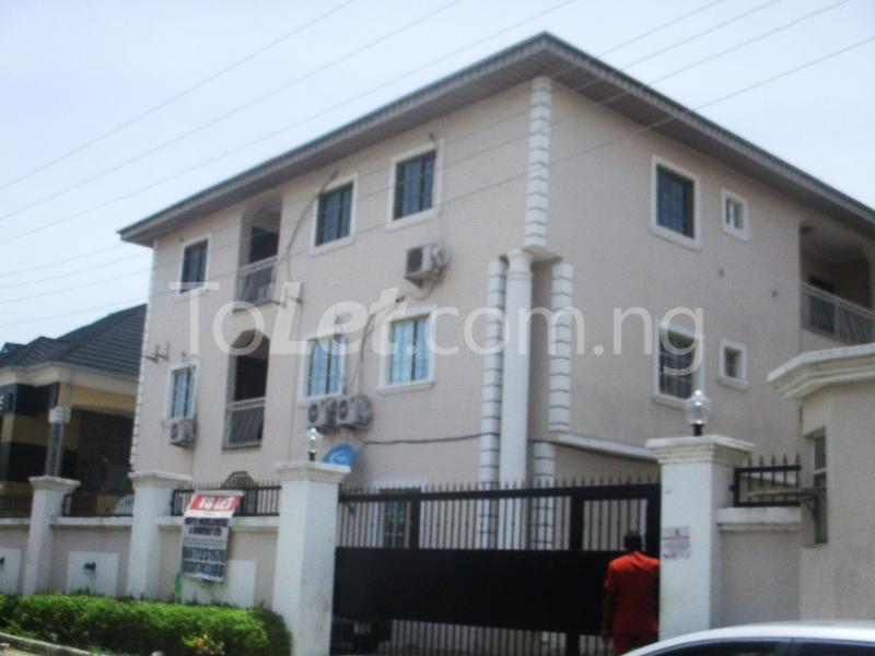 3 bedroom Flat / Apartment for rent - Osapa london Lekki Lagos - 8
