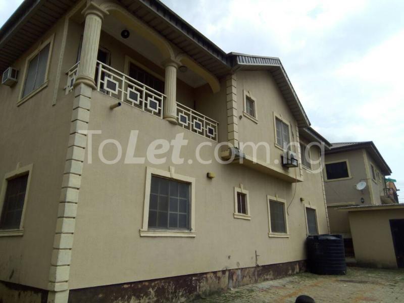 3 bedroom Flat / Apartment for rent begger ojogu  Berger Ojodu Lagos - 0