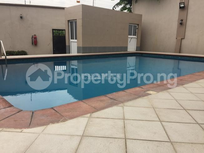 3 bedroom Flat / Apartment for rent estate Adeniyi Jones Ikeja Lagos - 27