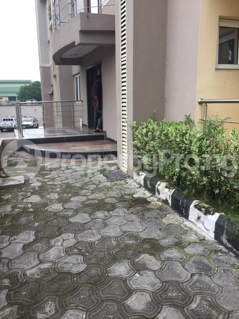 3 bedroom Flat / Apartment for rent estate Adeniyi Jones Ikeja Lagos - 1
