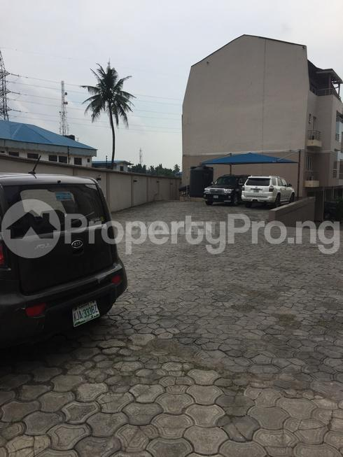 3 bedroom Flat / Apartment for rent estate Adeniyi Jones Ikeja Lagos - 0