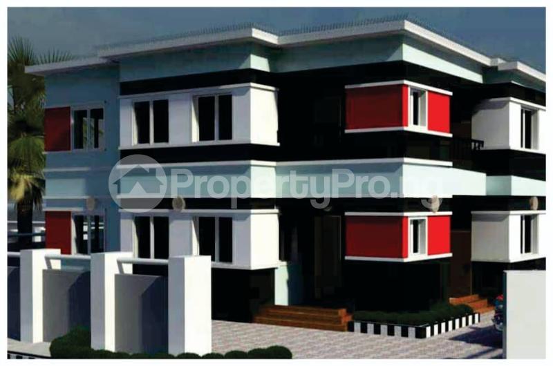 3 bedroom Block of Flat for sale Treasure Island Estate Mowe Obafemi Owode Ogun - 0