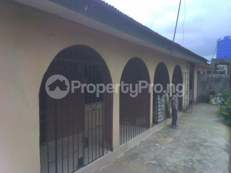 2 bedroom Semi Detached Bungalow House for rent Ipaja ayobo lagos Ipaja road Ipaja Lagos - 0