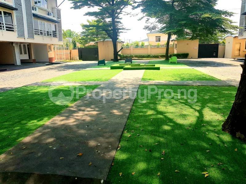 3 bedroom Terraced Duplex House for shortlet crocodile drive, Lekki Lagos - 14