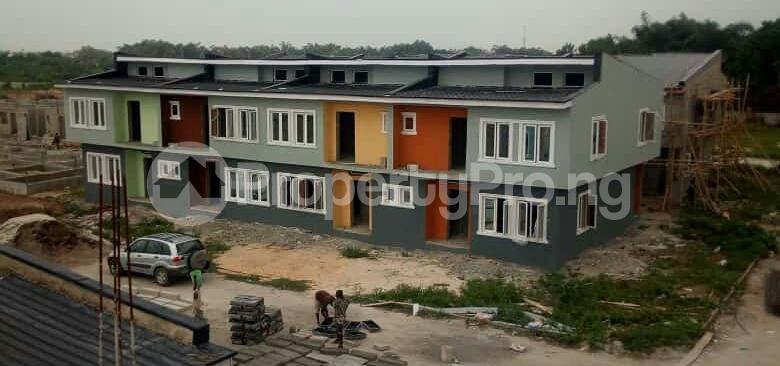 3 bedroom House for sale Oribanwa,Lekki Peninsula,Lagos.(Before Awoyaya) Lekki Lagos - 5