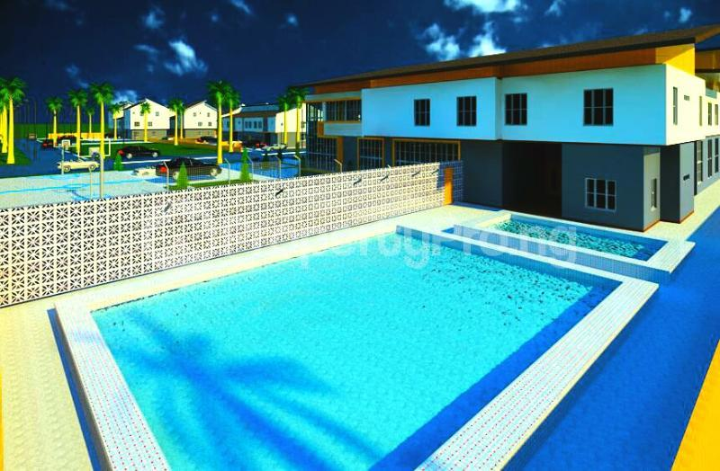 3 bedroom House for sale Oribanwa,Lekki Peninsula,Lagos.(Before Awoyaya) Lekki Lagos - 8
