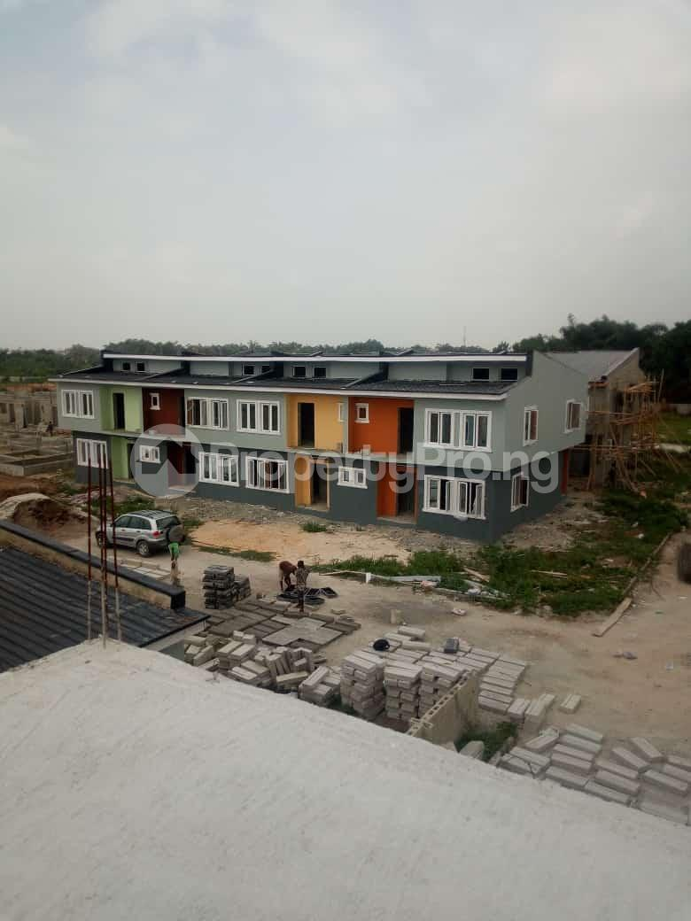 3 bedroom House for sale Oribanwa,Lekki Peninsula,Lagos.(Before Awoyaya) Lekki Lagos - 9