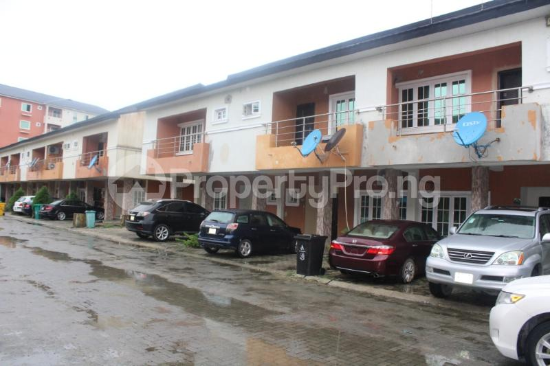 3 bedroom Terraced Duplex House for rent Chevron Drive chevron Lekki Lagos - 0