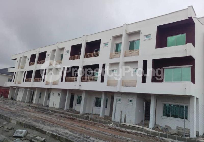 3 bedroom Massionette House for sale Awoyaya bus stop after Coscharis motors Awoyaya Ajah Lagos - 1