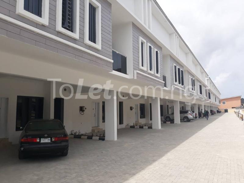 3 bedroom House for sale off orchid road by chevron toll gate Lekki Lagos - 0