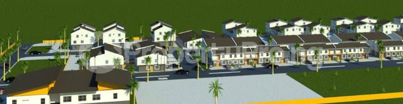 3 bedroom Terraced Duplex House for sale Oribanwa, Lekki Peninsula, Lagos. Off Lekki-Epe Expressway Ajah Lagos - 5