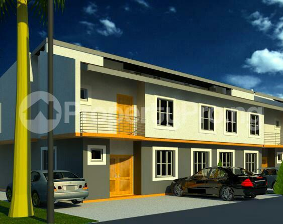 3 bedroom Terraced Duplex House for sale Oribanwa, Lekki Peninsula, Lagos. Off Lekki-Epe Expressway Ajah Lagos - 7