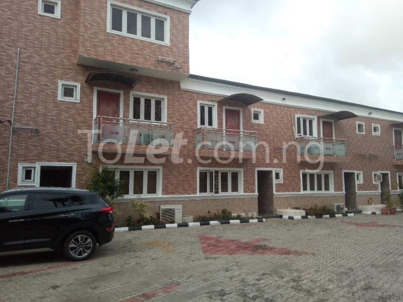 3 bedroom Terraced Duplex House for rent Off Amiralty  Lekki Phase 1 Lekki Lagos - 0