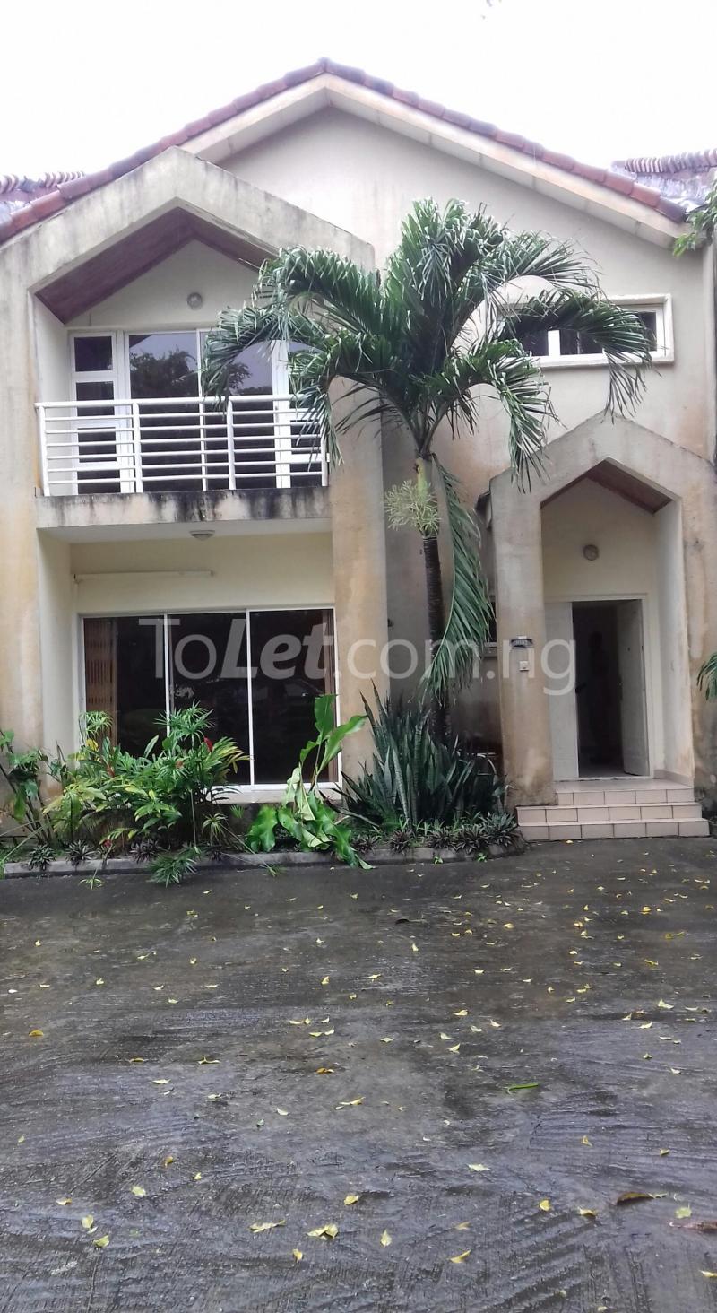 House for rent Fara Park Sangotedo Lagos - 1