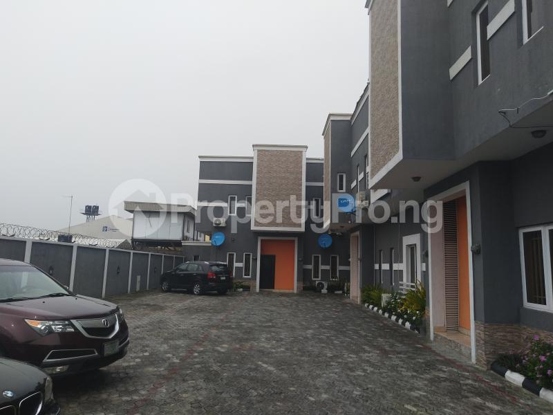3 bedroom Terraced Duplex House for rent Victoria Island ONIRU Victoria Island Lagos - 0