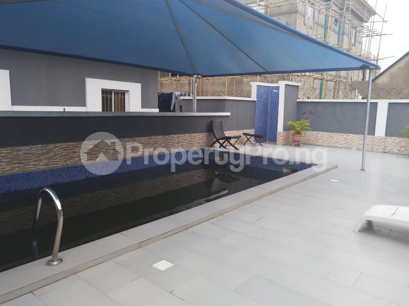 3 bedroom Terraced Duplex House for rent Victoria Island ONIRU Victoria Island Lagos - 8