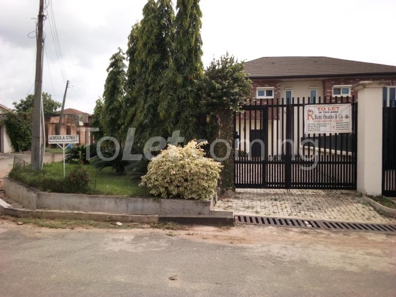 3 bedroom House for rent Emerald's court, Ikolaba G.R.A Bodija Ibadan Oyo - 1