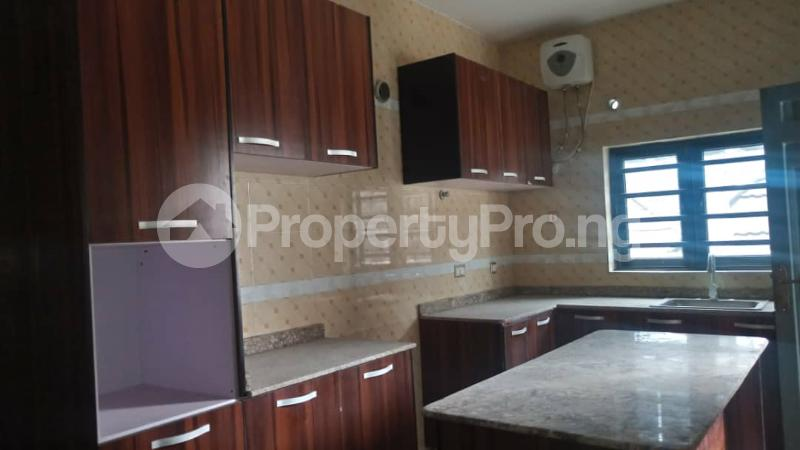 3 bedroom Terraced Duplex House for rent Idado Lekki Lagos - 10