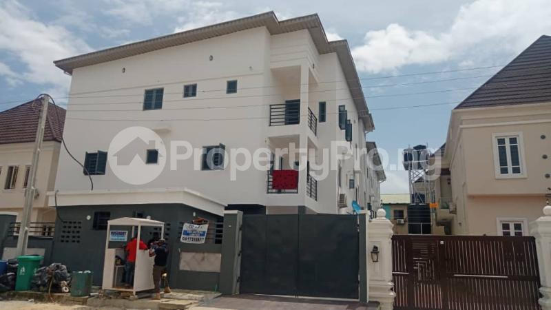 3 bedroom Terraced Duplex House for rent Idado Lekki Lagos - 11