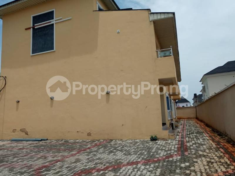 3 bedroom Terraced Duplex House for rent Ikota Lekki Lagos - 0